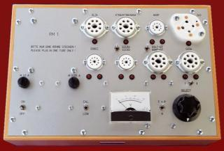 Image RM 1 Tube Tester - custom-made